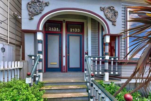 2131-2133 24th Street, San Francisco, CA 94107 (MLS #482105) :: Keller Williams San Francisco