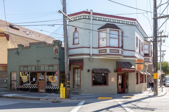 691-699 Chenery Street, San Francisco, CA 94131 (MLS #482107) :: Keller Williams San Francisco