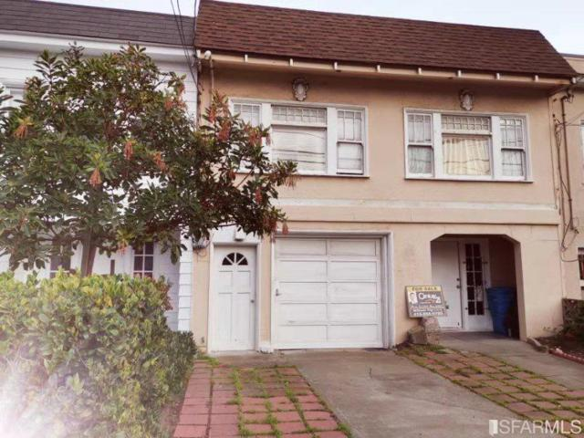 762 48th Avenue, San Francisco, CA 94121 (MLS #482130) :: Keller Williams San Francisco