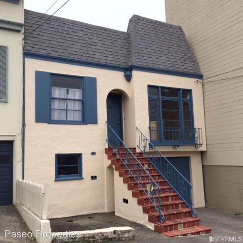 2531 Mcallister Street, San Francisco, CA 94118 (MLS #482140) :: Keller Williams San Francisco