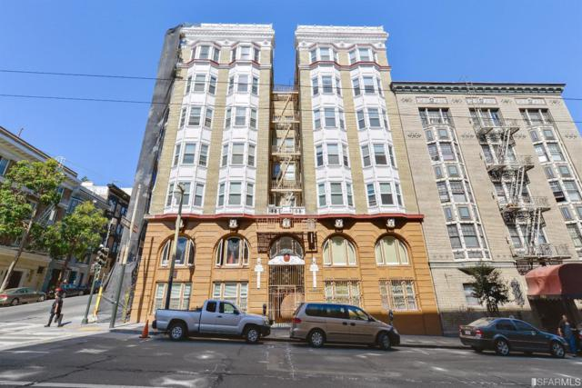 798 Post Street, San Francisco, CA 94109 (MLS #482186) :: Keller Williams San Francisco