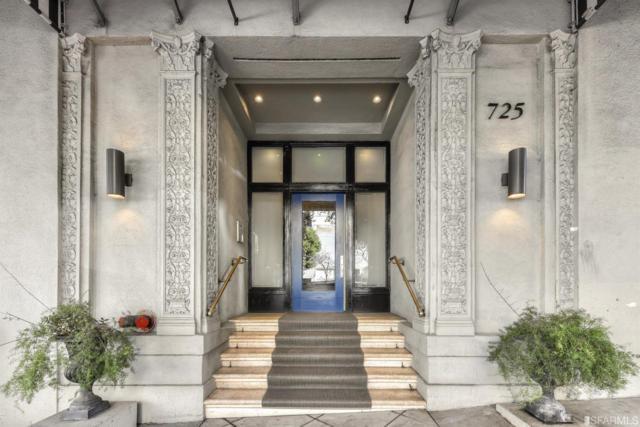 725 Pine Street #306, San Francisco, CA 94108 (#482265) :: Perisson Real Estate, Inc.