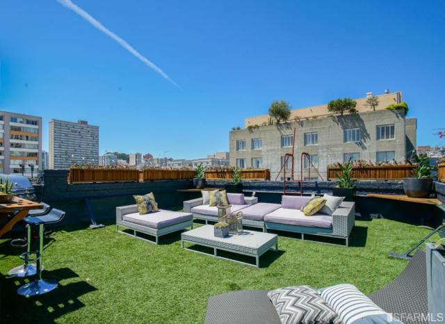1264 Bush Street #5, San Francisco, CA 94109 (#482285) :: Perisson Real Estate, Inc.