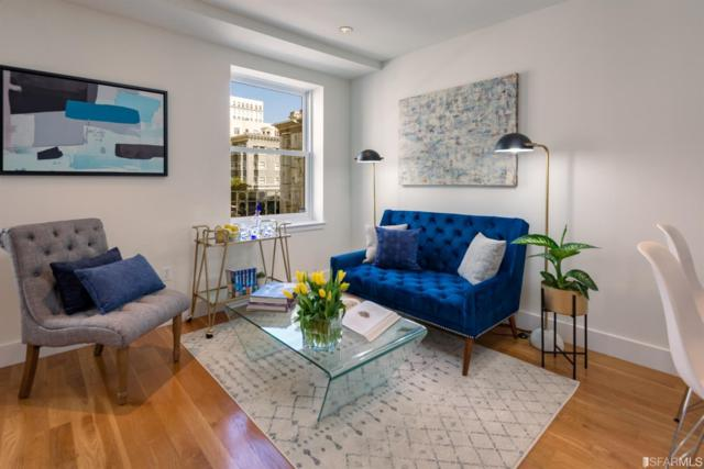 901 Bush Street #506, San Francisco, CA 94109 (#482300) :: Perisson Real Estate, Inc.