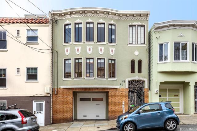 64 Rosemont Place, San Francisco, CA 94103 (#482302) :: Perisson Real Estate, Inc.