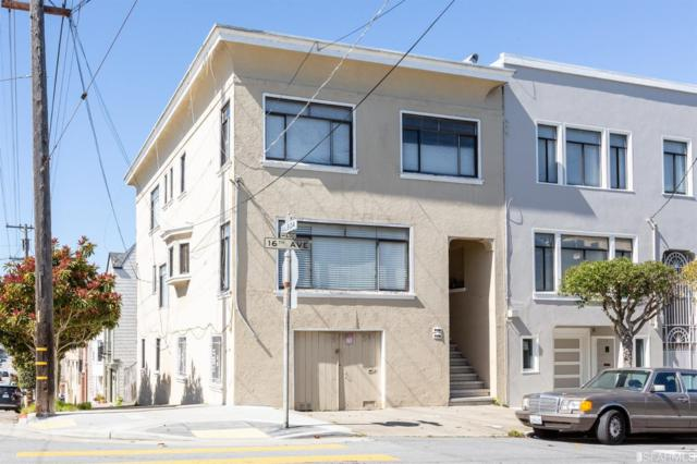 589-595 16th Avenue, San Francisco, CA 94118 (#482370) :: Perisson Real Estate, Inc.
