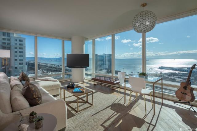 401 Harrison Street 14F, San Francisco, CA 94105 (#482406) :: Perisson Real Estate, Inc.