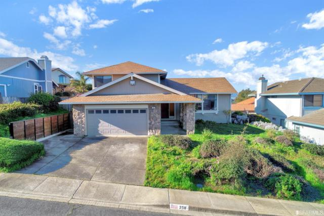358 Duperu Drive, Crockett, CA 94525 (MLS #482418) :: Keller Williams San Francisco