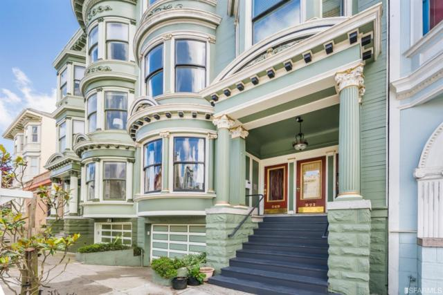 269 Frederick Street, San Francisco, CA 94117 (#482530) :: Maxreal Cupertino