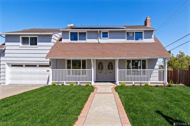 120 Del Centro Street, Millbrae, CA 94030 (MLS #482641) :: Keller Williams San Francisco