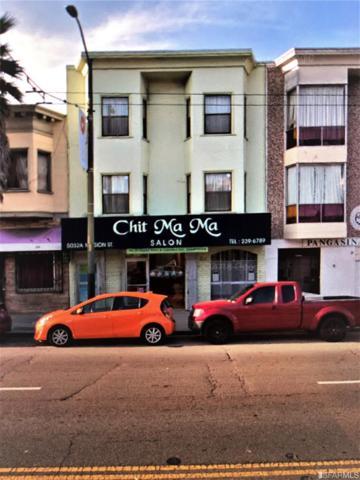5032-5034 Mission Street, San Francisco, CA 94115 (MLS #482776) :: Keller Williams San Francisco