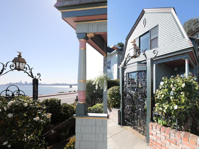 493 Bridgeway, Sausalito, CA 94965 (#483175) :: Perisson Real Estate, Inc.