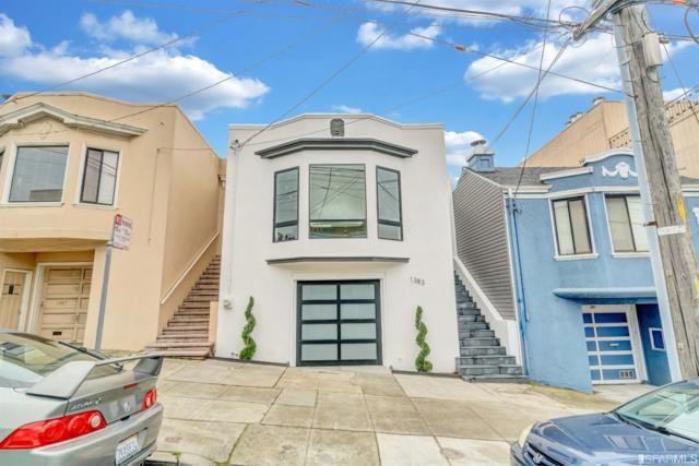1383 17th Avenue, San Francisco, CA 94122 (MLS #483203) :: Keller Williams San Francisco