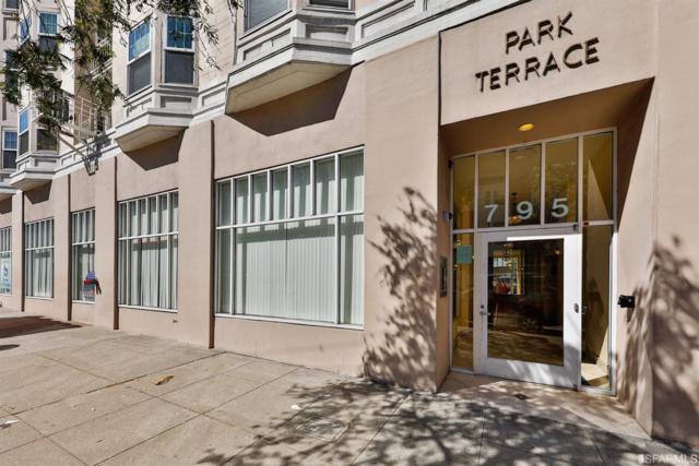 795 8th Avenue #406, San Francisco, CA 94118 (MLS #483227) :: Keller Williams San Francisco