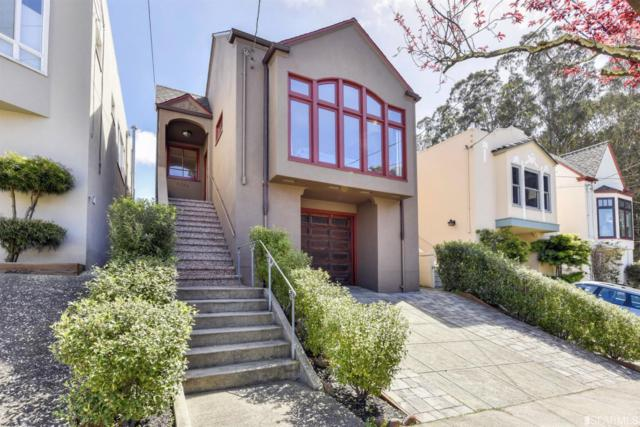 2686 23rd Avenue, San Francisco, CA 94116 (MLS #483296) :: Keller Williams San Francisco