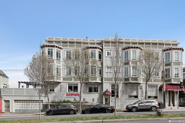 1696 Golden Gate Avenue #302, San Francisco, CA 94115 (MLS #483300) :: Keller Williams San Francisco
