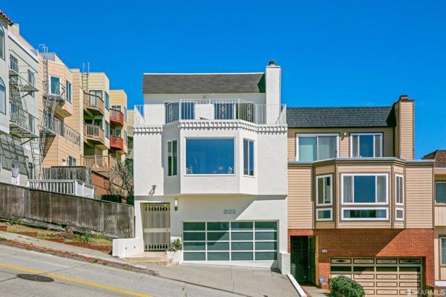 2122 14th Avenue, San Francisco, CA 94116 (MLS #483401) :: Keller Williams San Francisco
