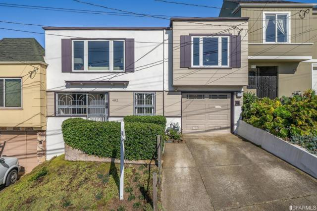 482 Bright Street, San Francisco, CA 94132 (MLS #483402) :: Keller Williams San Francisco