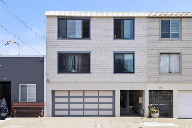 1538 48th Avenue, San Francisco, CA 94122 (MLS #483458) :: Keller Williams San Francisco