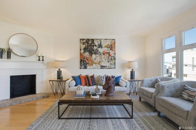 833 Kirkham Street, San Francisco, CA 94122 (MLS #483476) :: Keller Williams San Francisco