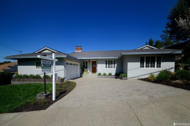 885 Lomita Avenue, Millbrae, CA 94030 (MLS #483490) :: Keller Williams San Francisco