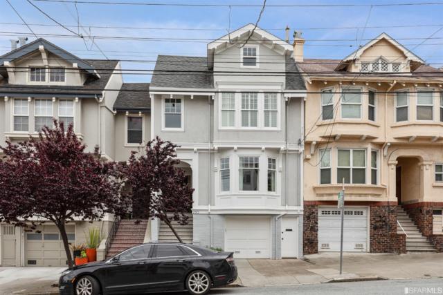 230 11th Avenue, San Francisco, CA 94118 (MLS #483506) :: Keller Williams San Francisco