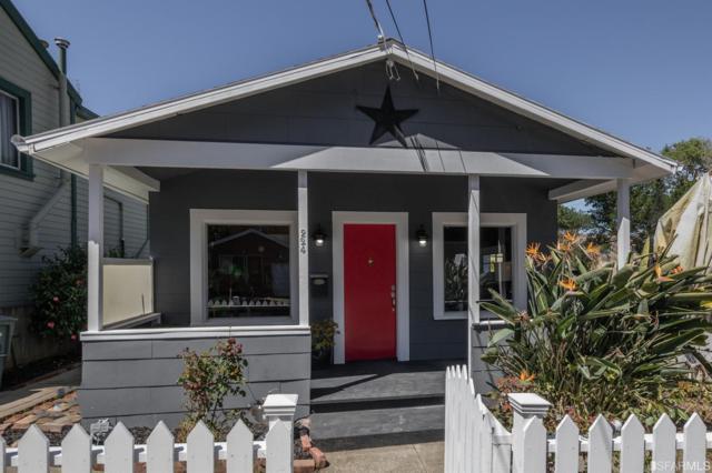 224 Mariposa Street Street, Brisbane, CA 94005 (MLS #483573) :: Keller Williams San Francisco