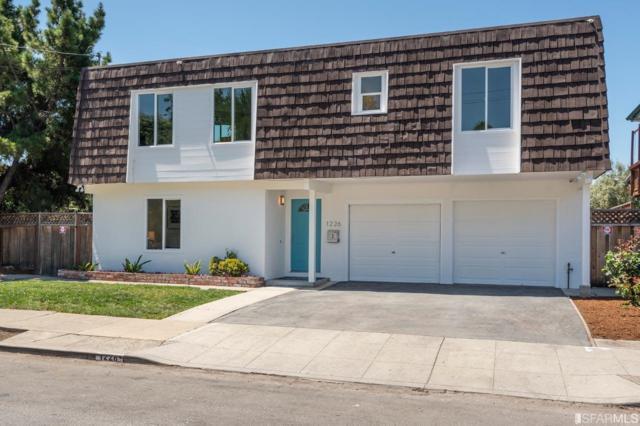 1226 Ebener Street, Redwood City, CA 94061 (MLS #483600) :: Keller Williams San Francisco