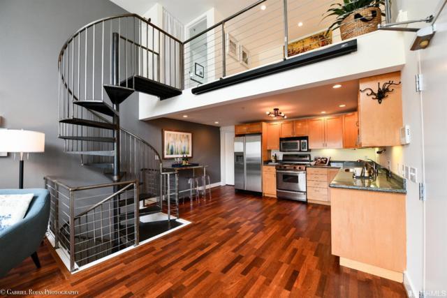 54 Harriet Street #2, San Francisco, CA 94103 (MLS #483659) :: Keller Williams San Francisco