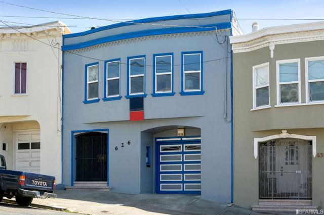 626 41st Avenue, San Francisco, CA 94121 (MLS #483724) :: Keller Williams San Francisco