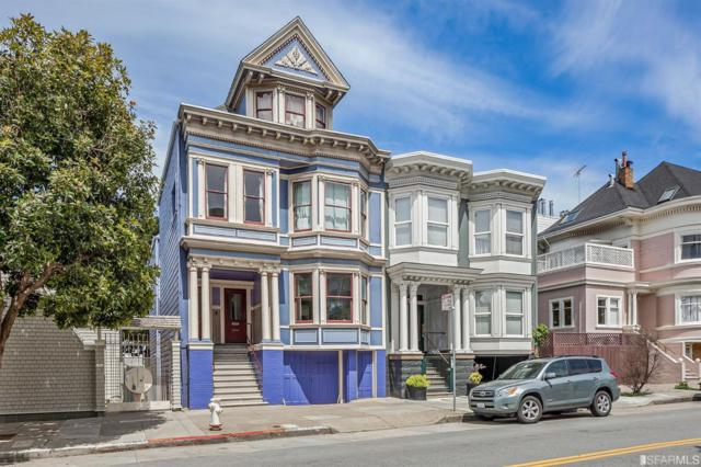 1332 Waller Street, San Francisco, CA 94117 (MLS #483852) :: Keller Williams San Francisco