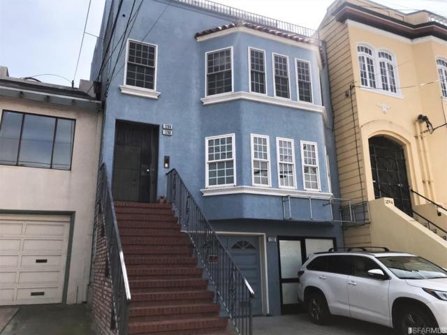 1290 23rd Avenue, San Francisco, CA 94122 (MLS #484178) :: Keller Williams San Francisco