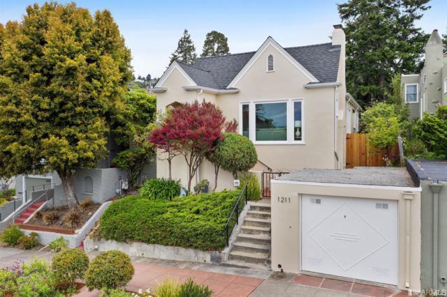 1211 Henry Street, Berkeley, CA 94709 (#484544) :: Maxreal Cupertino