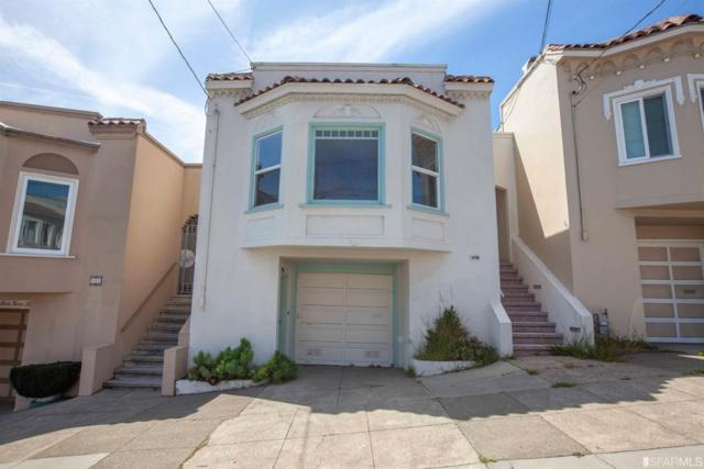 723 43rd Avenue, San Francisco, CA 94121 (MLS #484564) :: Keller Williams San Francisco