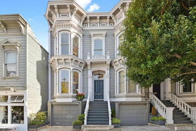 615 Hayes Street, San Francisco, CA 94102 (#484871) :: Maxreal Cupertino