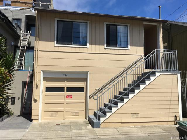1244 47th Avenue, San Francisco, CA 94122 (#484876) :: Maxreal Cupertino