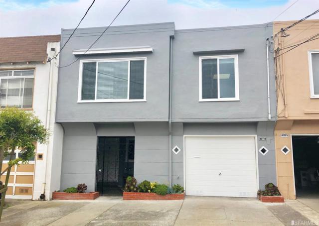 1883 40th Avenue, San Francisco, CA 94122 (#485050) :: Maxreal Cupertino