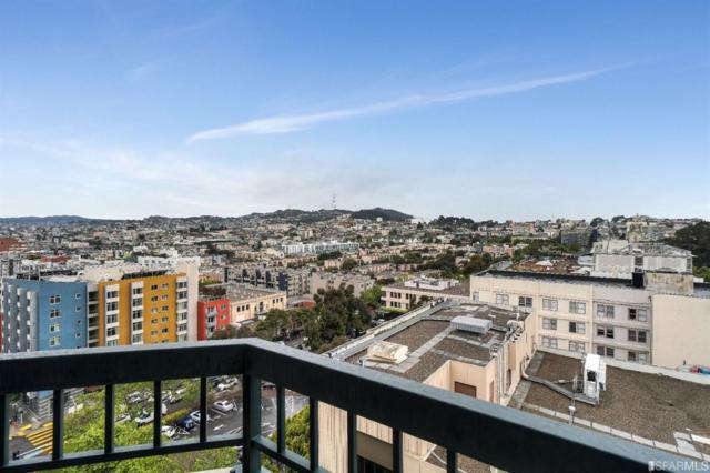 601 Van Ness Avenue #1021, San Francisco, CA 94102 (MLS #485068) :: Keller Williams San Francisco