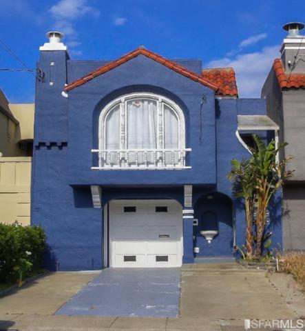 2214 34th Avenue, San Francisco, CA 94116 (MLS #485153) :: Keller Williams San Francisco