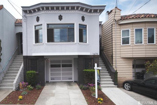 1679 21st Avenue, San Francisco, CA 94122 (MLS #485198) :: Keller Williams San Francisco