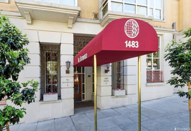 1483 Sutter Street #501, San Francisco, CA 94109 (MLS #485333) :: Keller Williams San Francisco