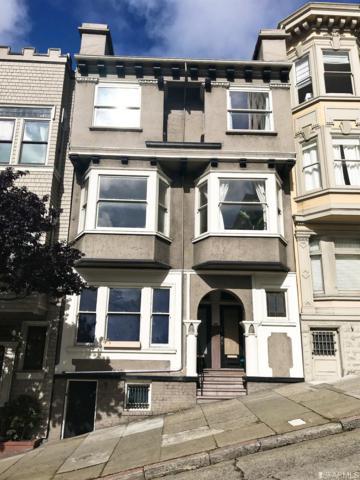 815-817.5 Mason Street, San Francisco, CA 94108 (MLS #485399) :: Keller Williams San Francisco