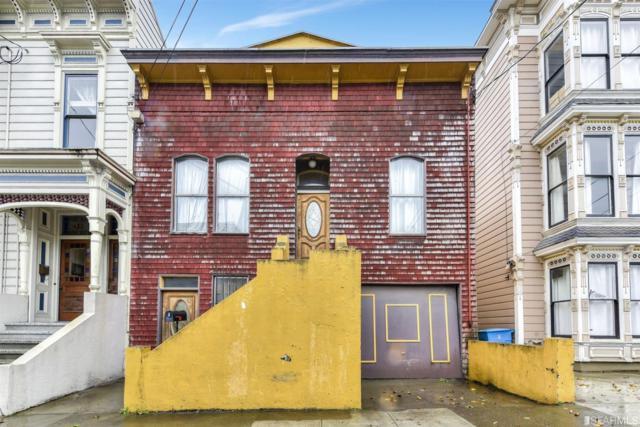 45-47 Valley Street, San Francisco, CA 94110 (MLS #485409) :: Keller Williams San Francisco
