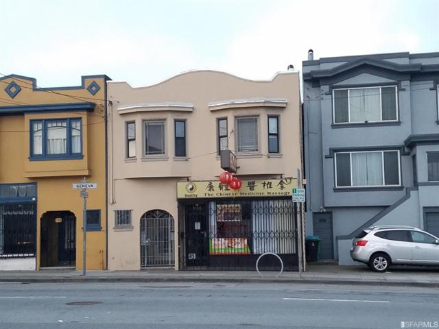 1150 Geneva Avenue, San Francisco, CA 94112 (MLS #485524) :: Keller Williams San Francisco