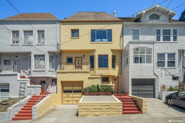 1242 23rd Avenue, San Francisco, CA 94122 (MLS #485612) :: Keller Williams San Francisco