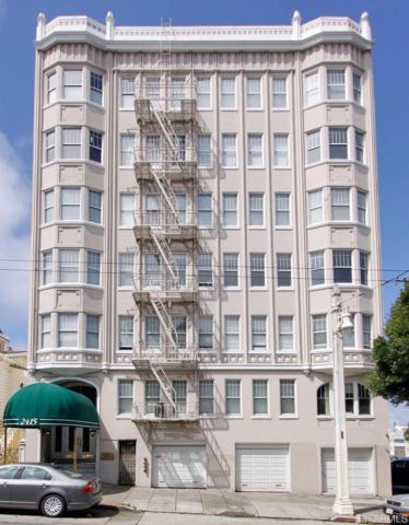 2415 Van Ness Avenue #207, San Francisco, CA 94109 (MLS #486117) :: Keller Williams San Francisco