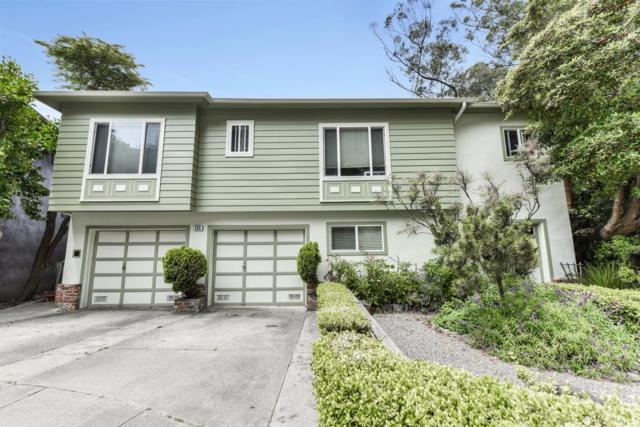599-599 Oak Park, San Francisco, CA 94131 (MLS #486318) :: Keller Williams San Francisco