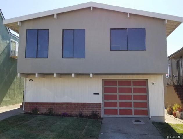 263 St Catherine Drive, Daly City, CA 94015 (MLS #486335) :: Keller Williams San Francisco