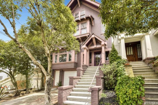 1510 7th Avenue, San Francisco, CA 94122 (MLS #486709) :: Keller Williams San Francisco