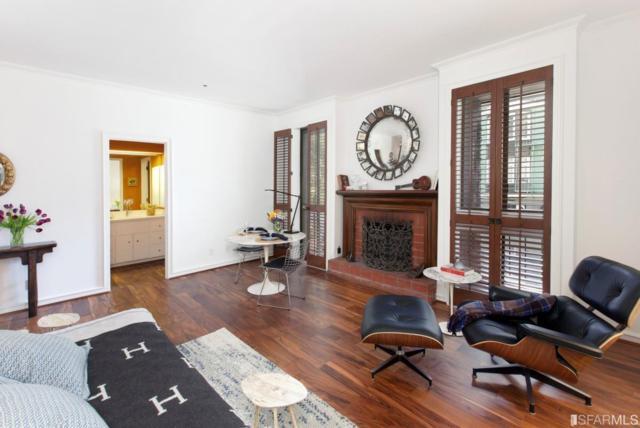 930 Pine Street #103, San Francisco, CA 94108 (MLS #486764) :: Keller Williams San Francisco